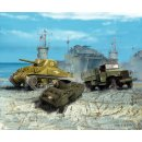 REVELL (03350) US ARMY VEHICLES (WWII)