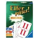 Ravensburger® Kartenspiele - 20756 Elfer raus! Master