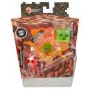 Minecraft 3er-Pack Sammelfig. sort
