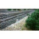 46550 - Bahnkilometersteine - km 0,0 bis 19,5