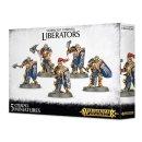 Games Workshop (96-10) Stormcast Eternals Liberators