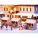 NOCH ( 12026 ) Auf dem Weihnachtsmarkt H0