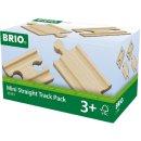 BRIO 33393  1/4 Ausgleichsschienen Mix