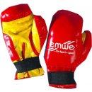 Boxhandschuhe,8Uz.,rot, f. 8-10 Jahre