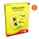 Noris 606121477 - Silhouette - Kartenspiel