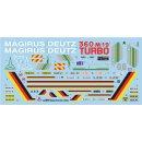 ITALERI (3912) 1:24 Magirus Deutz 360 M19