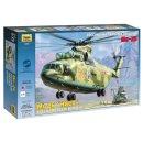 ZVEZDA 500787270 - 1:72 Transport Helikopter MIL