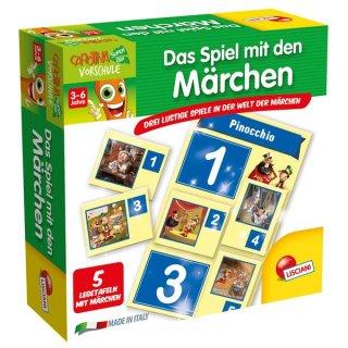 LISCIANI GIOCHI 054701  Das Spiel mit den Märchen