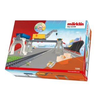 MÄRKLIN (072205) Verladestation (Click and Mix