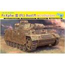 DRAGON - 1/35 Pz.Kpfw.III (FL) Ausf.M w/schurzen