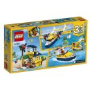 LEGO® Creator 31064 - Wasserflugzeug-Abenteuer