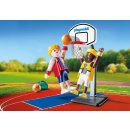 PLAYMOBIL (9210) Basketball-Duell
