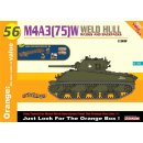 DRAGON (9156) 1:35 M4A3 (75)W Welded Hull