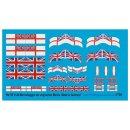 Peddinghaus 1/700 3148 Englische Marineflaggen