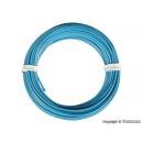 Viessmann 6861 - Kabelring, 0,14mm, blau, 10m