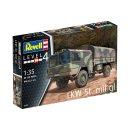 REVELL 03257 - LKW 5t. mil gl (4x4 Truck) 1:35