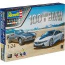 REVELL (05738) Geschenkset 100 Jahre BMW