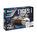 REVELL 05790 - Geschenkset Tiger I 75th Anniver 1:35