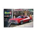 REVELL 07038 - 1976 Ford Torino 1:25