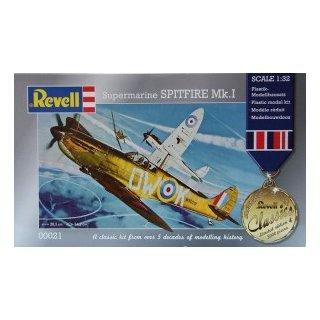 0021 Supermarine SPITFIRE Mk. I  im Maßstab 1.32 CLASSIC EDITION