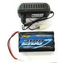 CARSON 500607014 Multifunction Lade-Set 9,6V