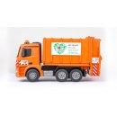 CARSON 500907297 1:20 Mercedes Müllwagen 2.4G 100% RTR