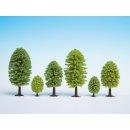 NOCH ( 26801 ) Laubbäume, 25 Stück, 5 - 9 cm...