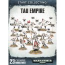 Warhammer 40,000 - 70-56 START COLLECTING! TAU EMPIRE