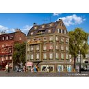 VOLLMER 43783 - H0 Café mit Inneneinrichtung und...