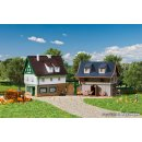 VOLLMER 49540 -  Z Bauernhaus mit Scheune und Hoftor
