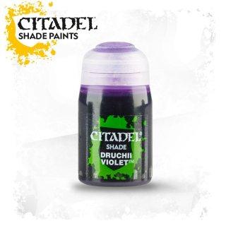Citadel Shade Paint -  (24-16) DRUCHII VIOLET (24ML)