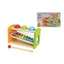 Eichhorn 100002233 - EH Color, Xylophon Klopfbank