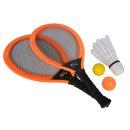 Simba - 107412008 - Giant Badminton Set