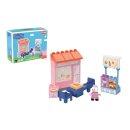BIG 800057108 - PlayBIG Bloxx Peppa Pig Cake Shop