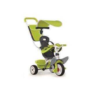 Smoby 7600741100 - Dreirad Baby Balade grün