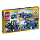 LEGO® Creator 31070 - Turborennwagen