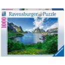 Ravensburger 1000 Teile - 19711 Auf den Lofoten