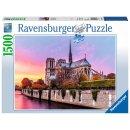 Ravensburger 1500 Teile - 16345 Malerisches Notre Dame