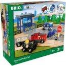 BRIO 33845  Bahn Großes Polizei Deluxe Set