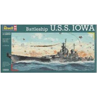 Revell 05809 - U.S.S. Iowa