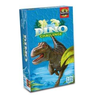 Dino Challenge Blue (Kartenspiel)
