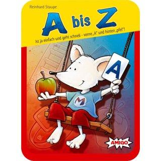 A bis Z- Metallbox