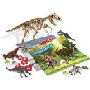 LISCIANI GIOCHI 059775  100 Stickers T-Rex