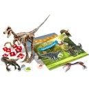 Lisciani (060580) 100 Stickers Velociraptor