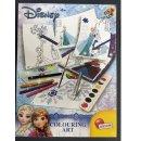 Lisciani (052943) Frozen Coloring Art
