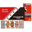 PIATNIK 269738 - Kartenspiel Standart Classic Samba...