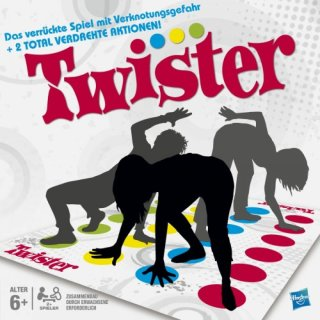 Hasbro (98831100) Twister