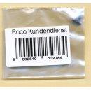 ROCO (113278 )Puffer eckig - schwarzgrau