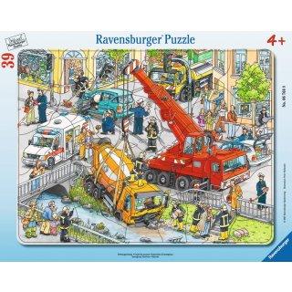 Ravensburger 30-48 T. Rahmenpuzzles - 06768 Rettungseinsatz