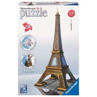 Ravensburger 3D Puzzle-Bauwerke - 12556 Eiffelturm